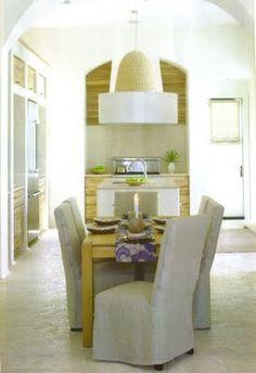 Love a parsons chair