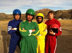 """Watch Ok Go's New Video for """"Needing/Getting"""""""