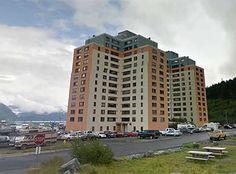 Tutti i 200 abitanti di questa città dell'Alaska vivere in un condominio Edificio singolo