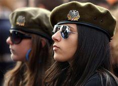 Sexy Army Girls