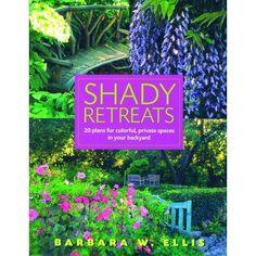 By Barbara W. Ellis Remember the secret hideouts of your childhood? Here, Barbara Ellis shows how to create outdoor retreats for our adult lives. Instead of tarps and branches, she offers landscaping suggestions for the floors, walls, ceilings, and furnishings of these refuges. Shade is best for retreats; it's healthier and offers a peaceful, cooling haven. If you don't have natural shade, Ellis shows how to create it with arbors, umbrellas, gazebos and other means. She profiles 20 designs… Plot Plan, Rooftop Patio, Outdoor Retreat, Garden Seeds, Shade Plants, Gardening Tips, Paint Colors, Gazebo, Deck