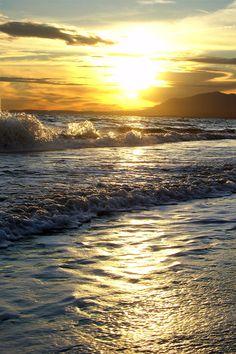 Costa del Sol, sun & waves
