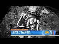 Fantastic frights: Searching for the real Dracula in Transylvania Dracula, News Today, Searching, Youtube, Search