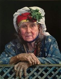 Photography People Old Faces Ideas Old Faces, Many Faces, We Are The World, People Around The World, Realistic Paintings, Ageless Beauty, World Cultures, Interesting Faces, Old Women