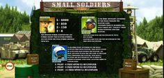 Small Soldiers Video Slot Small Soldiers, Gambling Sites, Slot