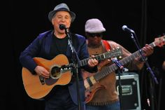 paul simon in concert - St. Louis