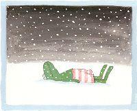 Afbeeldingsresultaat voor kikker in de kou Winter Kids, Winter Sports, Short Movies For Kids, Frog Theme Preschool, Frozen, Too Cool For School, Winter Theme, Winter Wonderland, Arts And Crafts