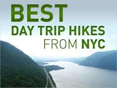 DNAinfo.com New York assembled a list of hikes that can be easily reached by public transportation.