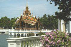 Bang Pa-in Summer Palace Ayutthaya