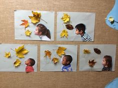"""I'm Carolyn Kisloski from Kindergarten: Holding Hands and Sticking Together . I wanted to call this """"Dollar Tree Finds and Million Dol. Fall Crafts For Kids, Toddler Crafts, Preschool Crafts, Kids Crafts, Arts And Crafts, Fall Preschool, Classroom Crafts, Backgrounds White, Decoration Creche"""