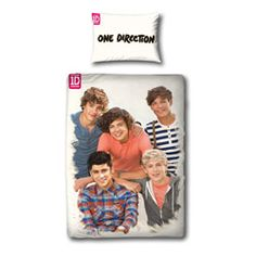 One Direction Bed linen - #onedirection