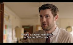 British Comedy, British Actors, Comedy Tv Shows, Movies And Tv Shows, Bad Education, Jack Whitehall, Be My Teacher, Fresh Meat, Cheer You Up