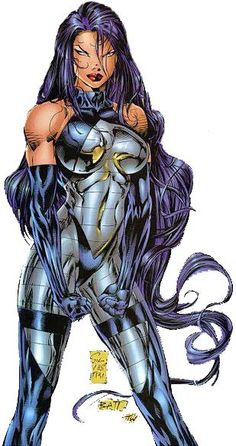 Cyblade by Marc Silvestri