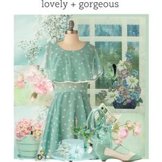 lovely day by countrycousin on Polyvore