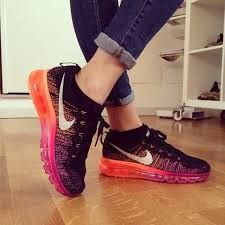 Image result for nike flyknit max women