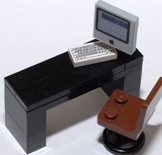 little Lego desk :D