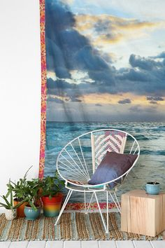 Plum & Bow Sky Circle Tapestry - Urban Outfitters