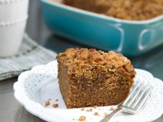 Get Coffee Coffee Cake Recipe from Food Network