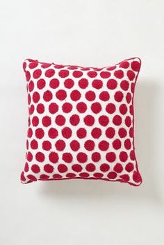 Netted Dot Pillow