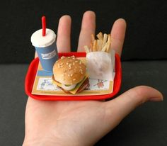 Mini size your meal!