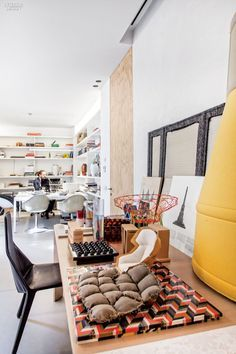 Patricia Urquiola's best ideas to decorate your home! #homedesign #Patriciaurquioladesign #homedesign #inspirationdesign #newhouses #homedecor