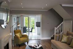 House - Ballsbridge | RK Designs My Ideal Home, Bespoke Kitchens, Townhouse, Shelving, Oversized Mirror, Custom Design, Flooring, Interior Design, Dublin