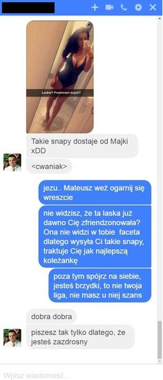 Funny Sms, Funny Text Messages, Wtf Funny, Funny Texts, Polish Memes, Funny Conversations, Text Memes, Happy Photos, Everything And Nothing