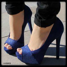 heels - party shoes - peep toe - salto alto - Bom para o trabalho Instagram @Débora_Ceron