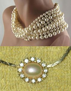 Vintage Christian Dior jewellery is famous for its lush and dazzling pieces...