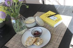 Scone time on Irving Place Studios Ceramic Tableware where art is a lifestyle