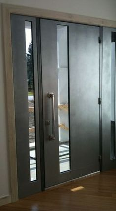 Products Modern Entrance Door