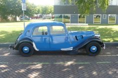 """""""This was a light blue Citroen, 1946, Monsieur, and the boy was Riki, the son of Monsieur and Madame, a young gentleman whom I know well."""""""