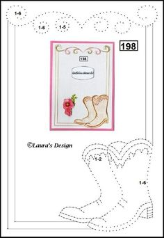 Free pattern Laura's design: