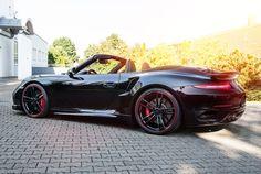 TechArt Porsche 911 Turbo Cabriolet... Momma Mia!!!!!!