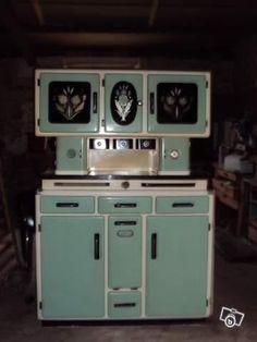 Buffet Mado (en attendant d\'être rénové)   Vintage 50er, 60er Jahre ...