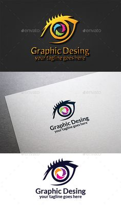 Graphic Desing Logo - Vector Abstract