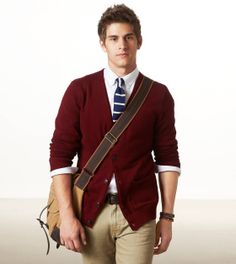 DO cardigans that are properly sized.