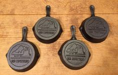 Old Mountain Cast Iron, Iron Pan, Griddle Pan, Spoon Rest, Skillet, It Cast, Mini, Grill Pan