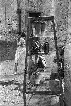 Henri-Cartier Bresson Naples 1960