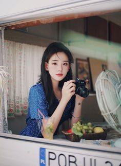 Korean Daily Fashion - Official Korean Fashion Korean Beauty Girls, Pretty Korean Girls, Cute Korean Girl, Beautiful Asian Girls, Korean Lady, Beautiful Ladies, Blackpink Fashion, Korea Fashion, Daily Fashion