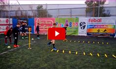 Football Agility and Speed Drills