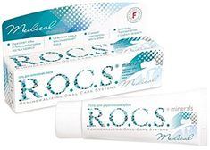 R.O.C.S Medical Minerals Toothpaste Remineralizing Tooth Gel 45ml Review