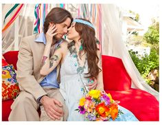 check out this wedding.. it's so great!!