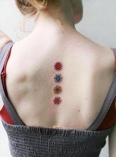 flower tattoo , back tattoo, floral tattoo ideas , tattoo design ,unique tattoo, woman tattoo, female tattoo, tattoo art , tattoo placement, ink tattoo , tattoo design for woman , meaningful tattoo, tattoo ideas, Summer tattoo design , girl tattoo Flower Tattoo Back, Back Tattoo, Tattoo Designs For Women, Tattoos For Women, Body Tattoos, Girl Tattoos, Summer Tattoo, Meaningful Tattoos, Unique Tattoos