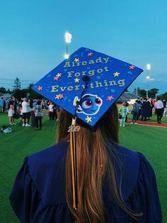 See more of happinessinpixels's content on VSCO. Disney Graduation Cap, Funny Graduation Caps, Custom Graduation Caps, Graduation Cap Toppers, Graduation Cap Designs, Graduation Cap Decoration, Graduation Diy, High School Graduation, Cap Decorations