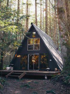 Tye Haus A-Frame Cabin