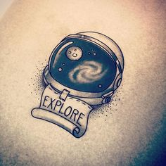 Astronaut tattoo ideas for the dreamers and explorers. Take a look at our selection of spaceman tattoos and their meanings.