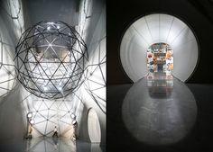 Louis Vuitton installation scenography by Es Devlin, London – UK » Retail Design Blog