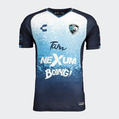 Tampico Madero 2019 thirs Rainbows Uniform, Football Mexicano, Jersey Atletico Madrid, Sport Outfits, Sports Apparel, Soccer Jerseys, Mens Tops, T Shirt, Sports