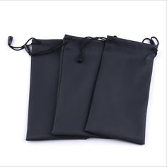 c0e0f8a37c Black Durable waterproof Dustproof plastic sunglasses pouch case Eyewear  Accessories